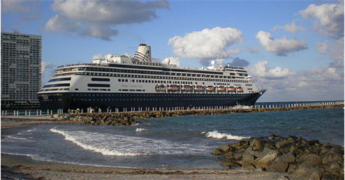 Holland America: Sorry, You And Your Wife Are Too Young To Go On Your Honeymoon