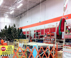 Get Out The %@$ing Eggnog, It's Christmastime At Home Depot
