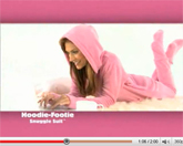 Bundle Up With The Hoodie Footie Snuggle Suit!