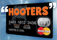 This Hooters Credit Card Is For Winners Only