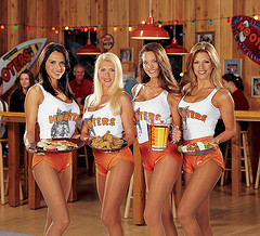 Hooters Sues Twin Peaks Restaurant In Breastacular Battle