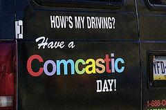 Comcast Tech Manages To Condemn House With His Truck