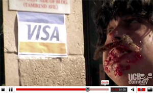 VIDEO: VISA Is A Monster That Feeds On Human Wealth, And VISA Is Hungry