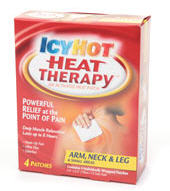 Icy Hot Heat Therapy Products Recalled For Too Much Hot, Not Enough Icy