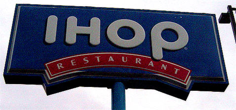 IHOP Diners Sprayed With Syrup, Tear Gas
