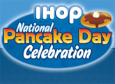 Free Pancakes At IHOP Feb 23