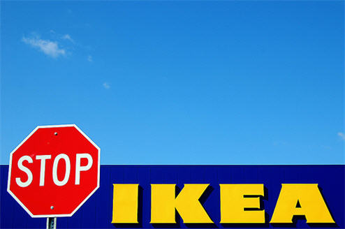 UPDATE: IKEA Apologizes For Charging You A $60 Restocking Fee On A Defective Bookcase
