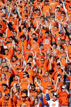 Comcast Forces Illini Fans To Suffer Through Northwestern Game