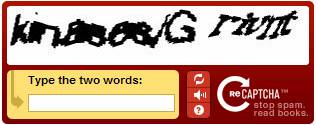 What Does This Captcha Say? No, Really.