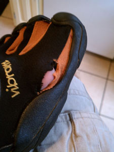 Vibram USA Doesn't Like Pouting Customers, Replaces Busted Shoes