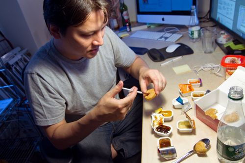 Man Uses Spare Syringe To Invent Sauce-Injected McNuggets