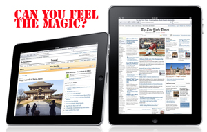"Will The iPad's ""Magic"" Be Enough To Beat Netbooks?"