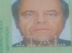 Using Jack Nicholson's Picture On Your Fake ID Will Probably Get You Busted