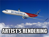 JetAmerica Crashes And Burns (Business Plan-Wise)