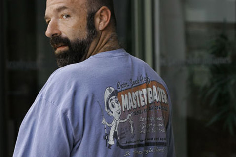 "Southwest Airlines Tries To Make Passenger Change ""Masterbaiter"" Shirt"