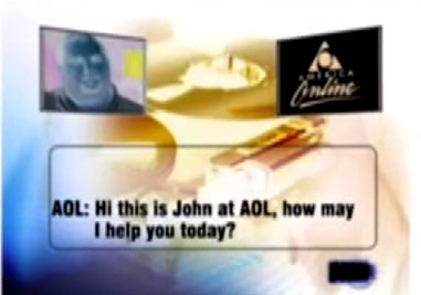 EXCLUSIVE: AOL's John Not Paid Hush Money
