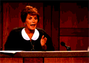 Judge Judy's TV Court Isn't Real