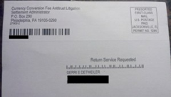 Payment From Class Action Case Arrives Without Warning & Looks Like Junk Mail