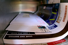 Kill Slightly Fewer Trees By Leaving Junk Mail Lists