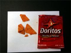 Doritos: Sorry For Only 3 Chips In Your Bag, Here's Some Free Coupons