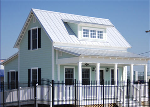 "Lowe's Makes ""Katrina Cottages"" Available Nationwide"