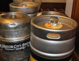 Alabama Brewery Owner Moonlights As Detective To Track Down Stolen Kegs