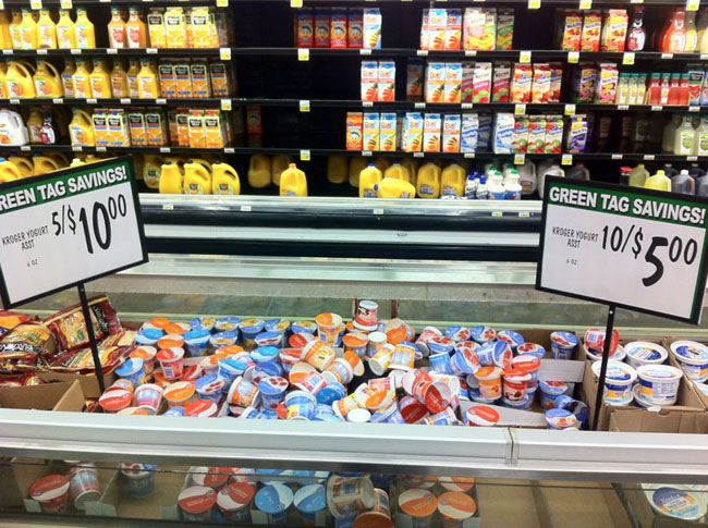 No, Really, How Much Does Yogurt Cost At This Kroger?