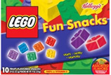 Kellogg's Lego Fun Snacks Sends Mixed Messages To Your Child