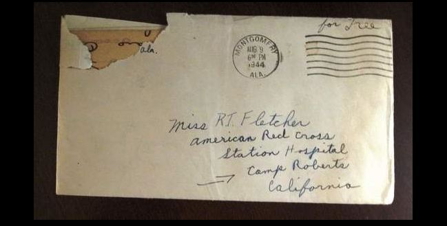 USPS Delivers Letter… 66 Years Late