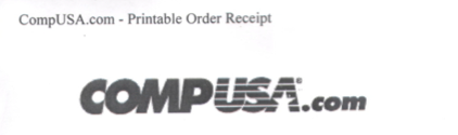 Beware: CompUSA's 'In-Store Pick-Up' Is A Scam