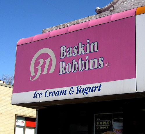 "Baskin-Robbins Fined $500,000 For Shorting ""Pints"" Of Ice Cream"