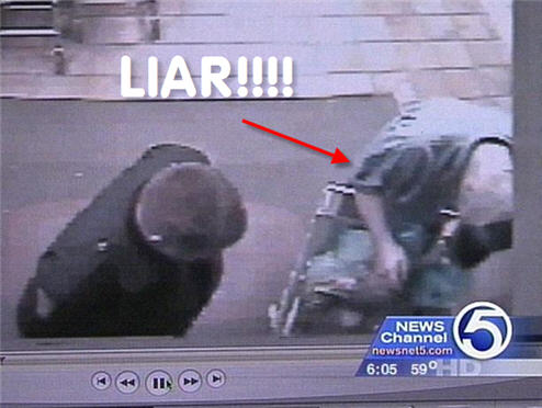 "Surveillance Tape Shows Man Who ""Forgot"" Case Of Soda Is A Thief And A Liar!"