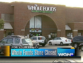 Closed: Too Much Rodent Poo At This Chicago Whole Foods