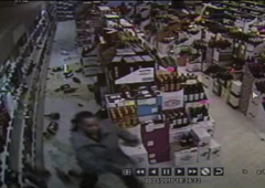 Woman Goes On Destructive Rampage At Liquor Store After Being Denied Use Of Bathroom