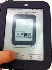 Nook Beats Kindle In Consumer Reports Ratings