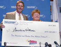The Therapeutic Power of Moderate Lottery Winnings