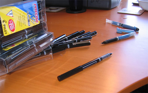 New Pens! Cheap!