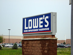 Lowe's Travels To The Future To Discount Your Appliances