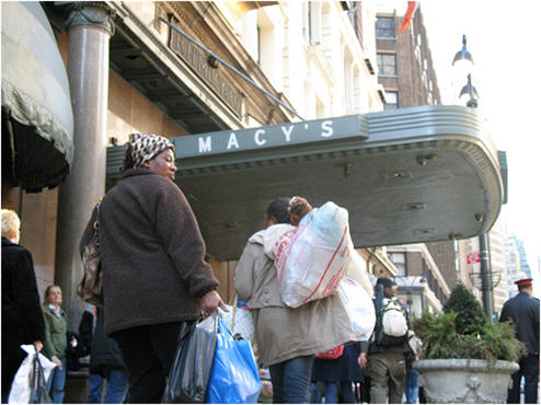 Update: Macy's Apologizes For Confiscating Your Item Because Another Customer Wants It