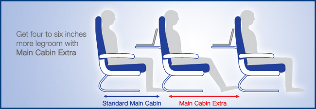 American Airlines Introducing Roomier Pricier Class Of