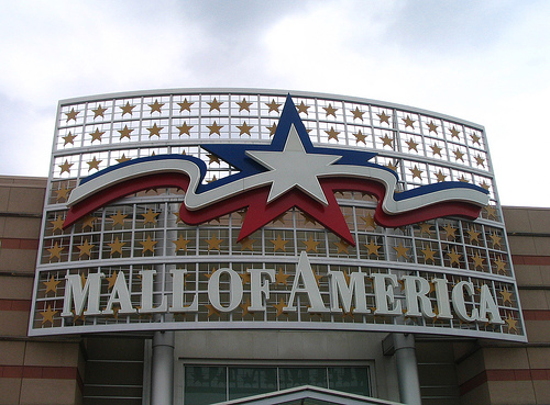 The Pantheon of American Consumerism, Reborn!  Mall of America to Double in Size