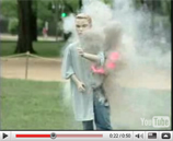 Video: Fireworks Are Fun Until They Blow Up In Your Pants
