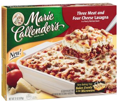 Marie Callender's Tricked Bloggers With Frozen Lasagna Meal They Thought Was Made By Celebrity Chef George Duran