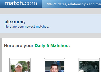 Match.com Thinks You Have 7-Year Itch