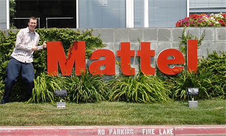 Shareholders File Lawsuit Against Mattel Over Toy Recalls