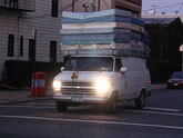 When Buying A Mattress From Sears, Maybe Also Invest In A Truck