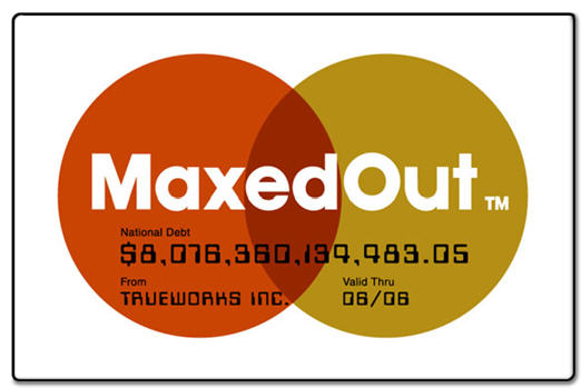 "Personal Finance Bloggers Say ""Maxed Out"" Has Non Sufficient Funds"