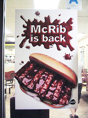 McRib Pork Supplier Hit With SEC Filed Complaint Over Alleged Pig Abuse