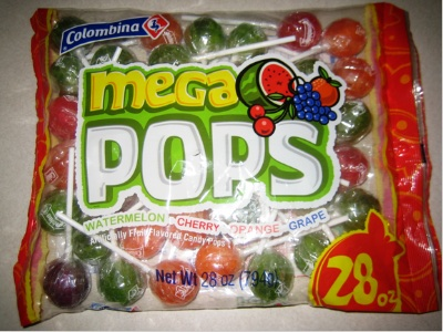All Mega Pops Removed From Shelves, Foreign Particle Concern
