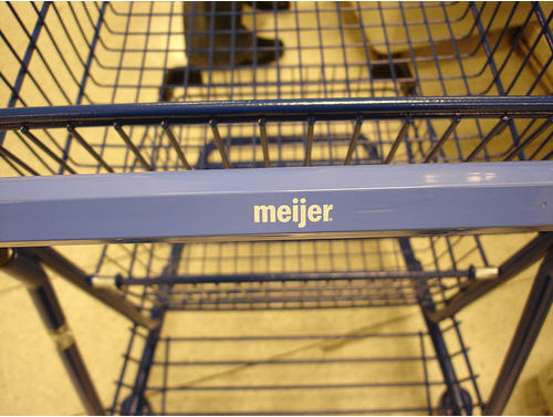 Meijer Accidentally Marks Everything 50% Off, Doesn't Want The Money Back